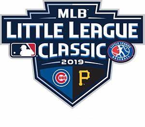 Baseball 2019 Little League Classic Patch