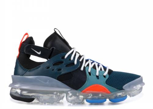 Men's Air VaporMax D-MS-X Shoes Black Mineral Teal AT8179-300