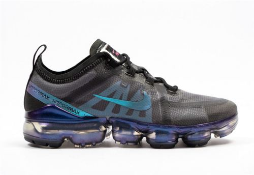 Men's Air Vapormax 2019 Throwback Future Shoes Laser Fuchsia Black Glow AR6632-001