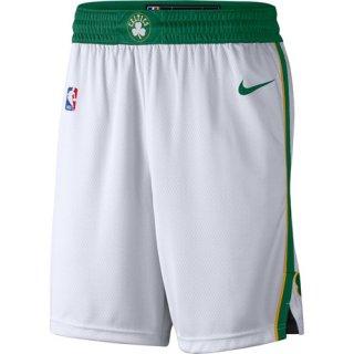 Men's Boston Celtics  White City Edition Swingman Performance Shorts