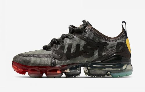 Men's CPFM x Air VaporMax 2019 Sneakers Multi-Color Multi-Color CD7001-300