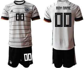 Men's Germany Personalized Home Soccer Country Jersey