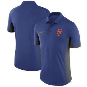 Men's New York Mets  Royal Franchise Polo Shirt
