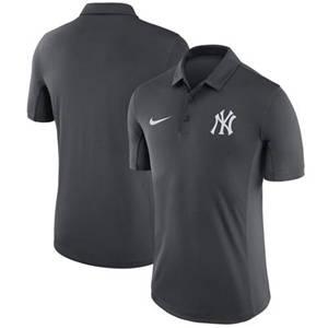 Men's New York Yankees  Anthracite Franchise Polo Shirt