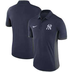 Men's New York Yankees  Navy Franchise Polo Shirt