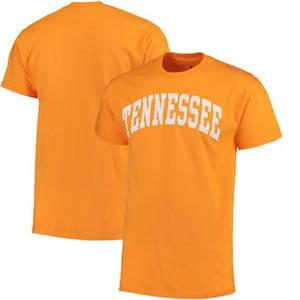 Men's Tennessee Volunteers Basic Arch T-Shirt - Tennessee Orange