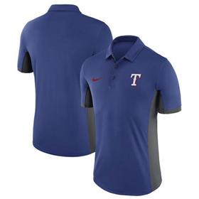 Men's Texas Rangers  Royal Franchise Polo Shirt