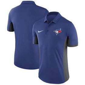 Men's Toronto Blue Jays  Royal Franchise Polo Shirt
