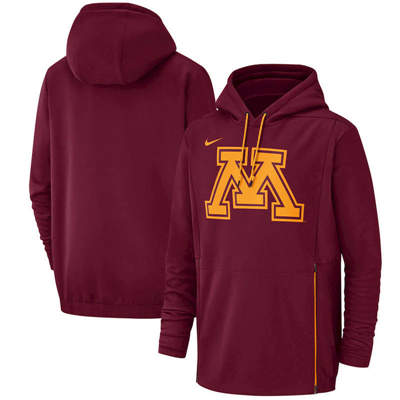 Minnesota Golden Gophers Champ Drive Performance Pullover Hoodie – Maroon