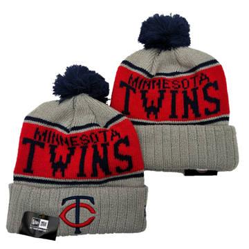 Minnesota Twins 2019 Team Logo Stitched Knit Hat Beanie YD