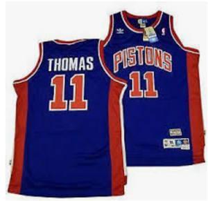 NEW Detroit Pistons Isiah Thomas Basketball jersey