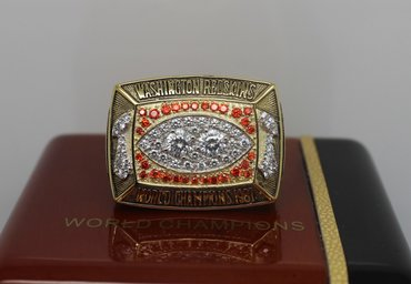 Football 1987 Super Bowl XXII Washington Redskins Championship Ring