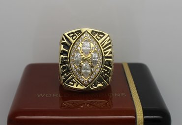 Football 1989 Super Bowl XXIV New York Giants Championship Ring