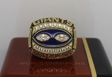 Football 1990 Super Bowl XXV New York giants Championship Ring