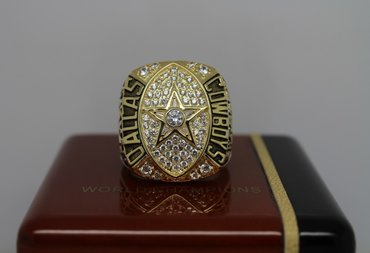 Football 1992 Super Bowl XXVII Dallas Cowboys Championship Ring