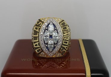Football 1993 Super Bowl XXVIII Dallas Cowboys Championship Ring