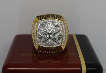 Football 1995 Super Bowl XXX Dallas Cowboys Championship Ring