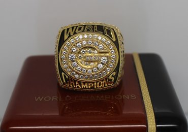 Football 1996 Super Bowl XXXI Green Bay Packers Championship Ring