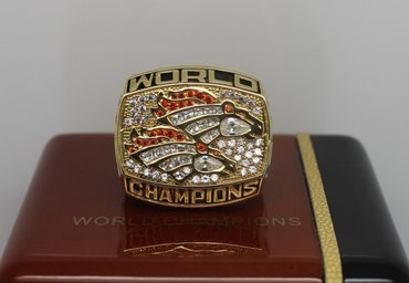 Football 1998 Super Bowl XXXIII Denver Broncos Championship Ring
