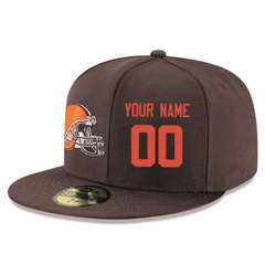 Football Cleveland Browns Customized Stitched Snapback Adjustable Player