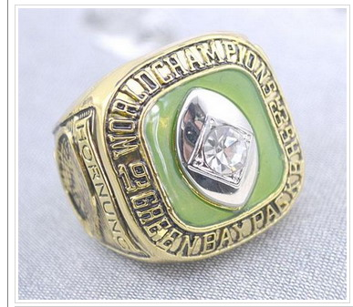 Football Green Bay Packers Paul Hornung MVP World Champions Gold Ring