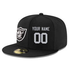 Football Oakland Raiders Customized Stitched Snapback Adjustable Player