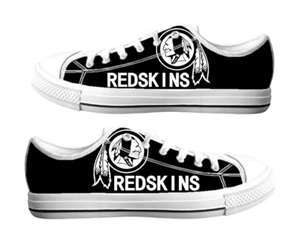 Football Washington Redskins Team Logo Fashion Rubber Shoes (7)