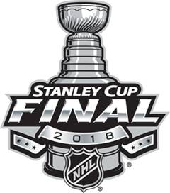 Hockey 2018 Stanley Cup Final patch