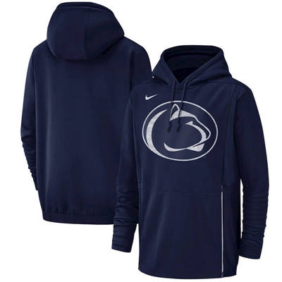 Penn State Nittany Lions Champ Drive Performance Pullover Hoodie – Navy
