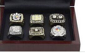 Pittsburgh Steelers Football Rings
