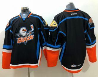 San Diego Gulls Blank Black CCM Jersey