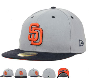 San Diego Padres Hats-01