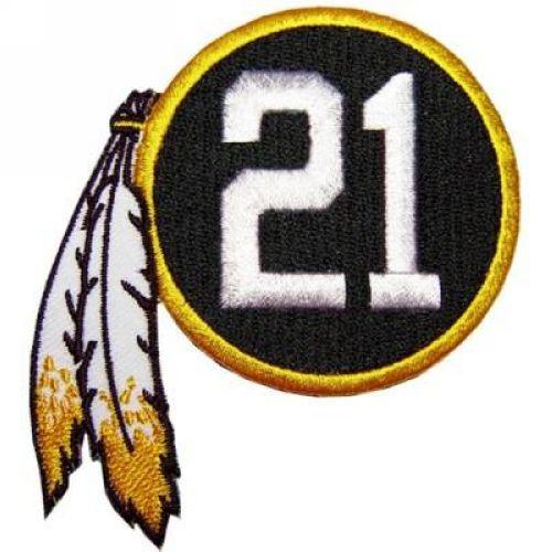 Stitched Football Washington Redskins 21st Seasons Jersey Patch