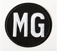 Stitched Tampa Bay Buccaneers MG Malcolm Glazer Jersey Patch