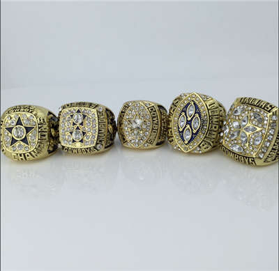 The Dallas Cowboys 1971 Championship Ring