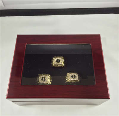 The Football Fantasy Football Team Championship Ring Suits - 1