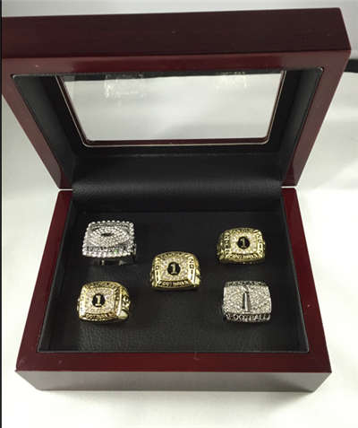 The Football Fantasy Football Team Championship Ring Suits - 2