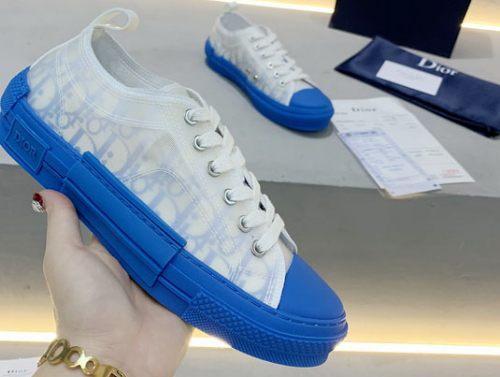 D.I.O.R Lowcut Shoe 052116