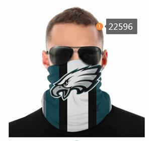 Football Team Logo Neck Gaiter Face Covering (22596)